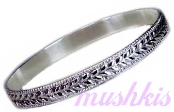 Silver Bangle Manufacturers India Oxidized Silver Bangles Suppliers