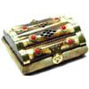 JP-Indian Ethnic Bone Horn Jewelry Pill Boxes